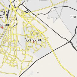Xyzoomtypemaplng - Vosloorus map