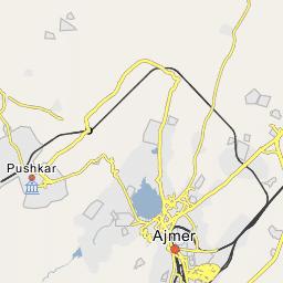 Ajmer City, Rajasthan | مدينة, mandal headquarter (en), district