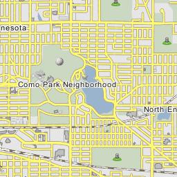 Hamline Midway Neighborhood Saint Paul Minnesota