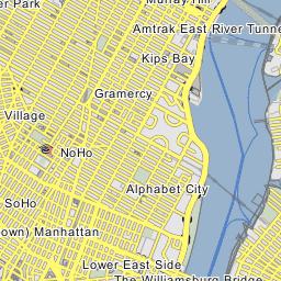 Hells Kitchen New York Map.Hell S Kitchen Clinton New York City New York