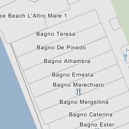 Bagno Rossella - Viareggio