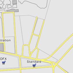 tut pretoria campus map Tut Arts Campus Pretoria tut pretoria campus map