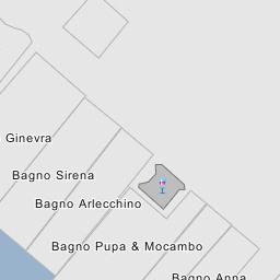 Bagno Sirena - Marina di Massa