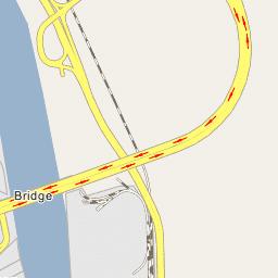I 77 West Virginia Map.Interstate 77 Exit 95 Interstate 64 Charleston West Virginia