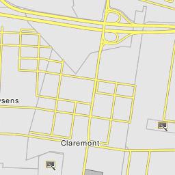 tut pretoria campus map Tshwane University Of Technology Main Campus Pretoria tut pretoria campus map