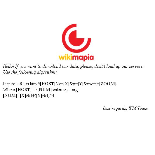 Delightful Wikimapia