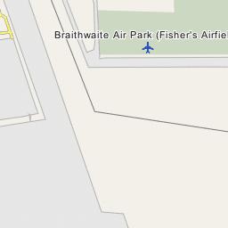 Braithwaite Air Park (Fisher's Airfield)